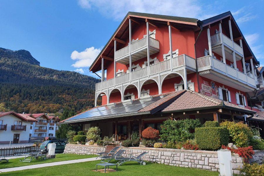 Hotel la Bussola Andalo