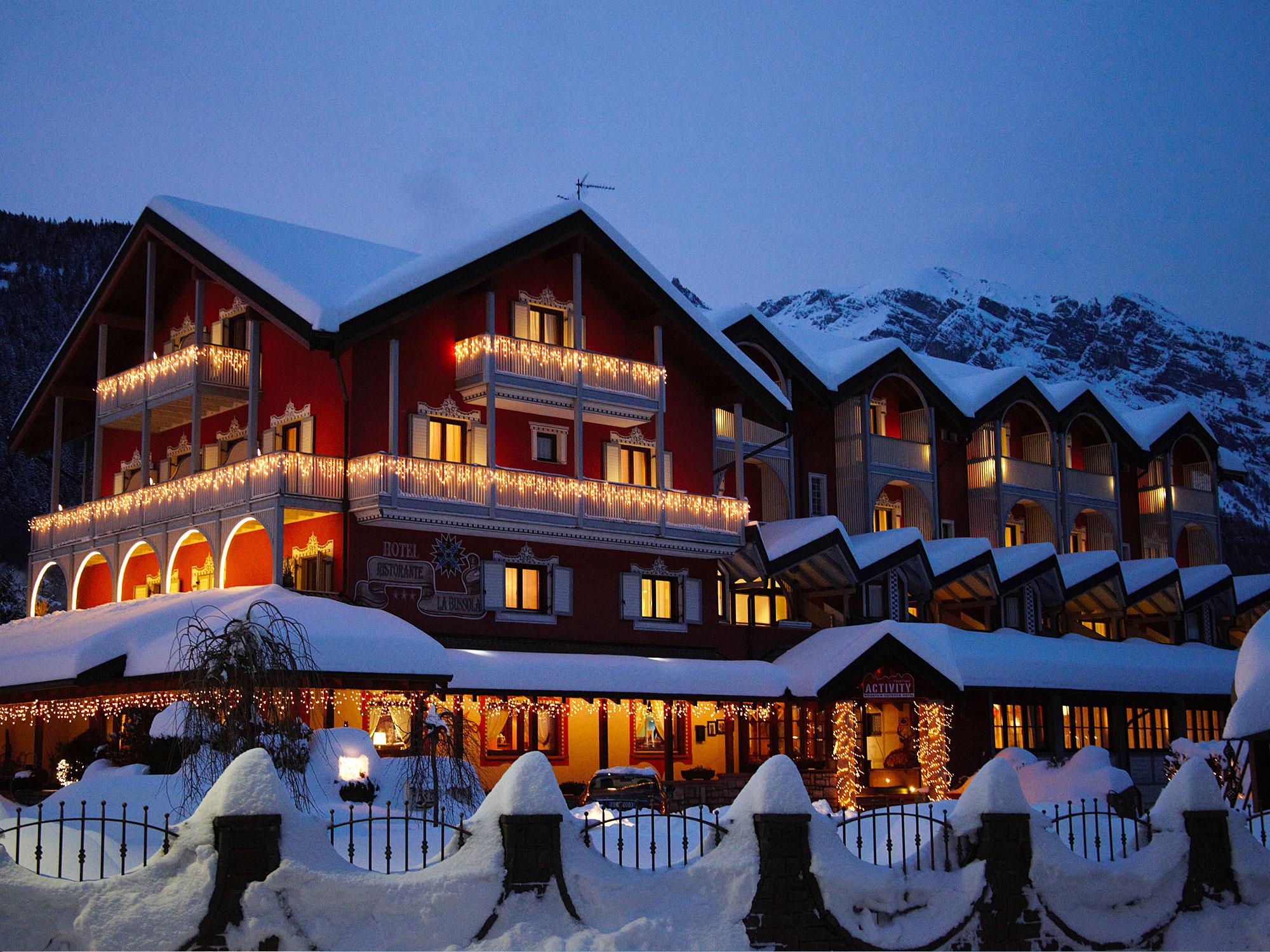 Hotel La Bussola Inverno